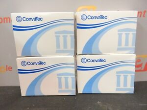 Convatec 401512 Natura Drainable Pouch 1 3 4 Ostomy New Lot Of 4 Boxes