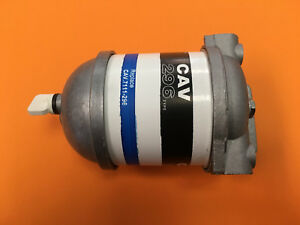 Allis Chalmers Tractor Cav Fuel Filter Assembly 5040 5045 5050 72089560