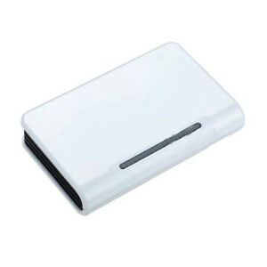 5pcs 215 Router Shell Network Communication Plastic Enclosure Project Case Box