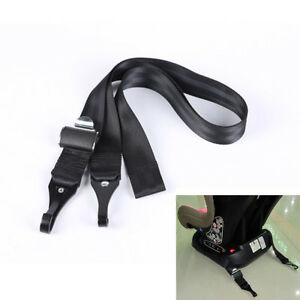 1pc Sofix Latch Belt Connector Soft Interface Strap Fixed Baby Child Safety Seat