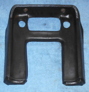1968 Mustang Fastback Coupe Convertible Gt Cougar Orig Black Console Radio Pad