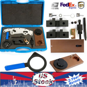 Fits Bmw 44 52tu 54 56 Master Camshaft Alignment Timing Tool With Double Vanos