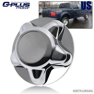 Deluxe Chrome 7 Wheel Hub Center Cap For Ford 97 03 F150 Expedition
