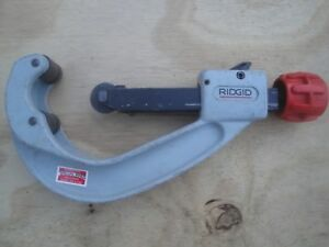 Ridgid 153 Pipe And Tube Cutter