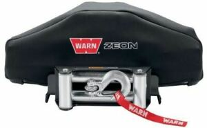 Warn 91415 Neoprene Winch Cover For Zeon 8 10 And 12 Winches