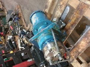 Wanner Engineering Inc D12ekcghfeca Hydra cell Pump With Marathon Motor