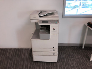 Canon Imagerunner Printer Model 2525 Print Copy Scan