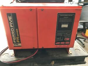 48 Volt Industrial Battery Charger Fr24l510s 750 Ah 575 Volts 3 Phase 60 Hz