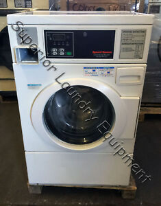 Speed Queen Horizon Washer Swft71wn Coin 300g 120v Reconditioned