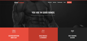 Wordpress Website For Sale For Personal Trainers