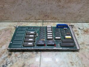 Crown Memory Inc Board 5120m 4 92 Pcb 100010 Pcb100010 Tsugami Ma3h Cnc Mill