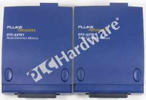 Fluke Dtx axtk1 Alien Crosstalk Module Set For Dtx 1800