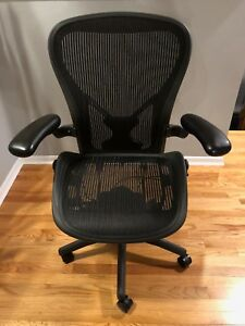Herman Miller Classic Aeron Chair Size C