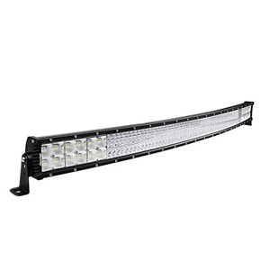 Cree Quad Rows Curved 50inch 4032w Led Work Light Bar Combo Offroad 4wd Suv Atv