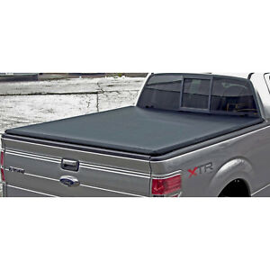 Tonneau Tonno Tri Fold Cover For 2004 2018 Ford F 150 W 5 5 Short Bed W Lock
