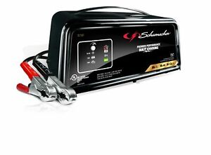 Schumacher 12v Fully Automatic Battery Charger Sc1361