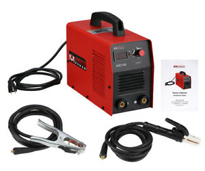 Arc 140 Amp Digital Display Lcd Stick Arc Welder Dc Inverter Welding Machine