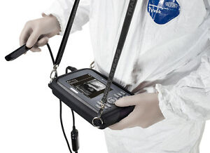 Veterinary Handheld Ultrasound Scanner Machine For Cow horse animal 6 5m Rectal