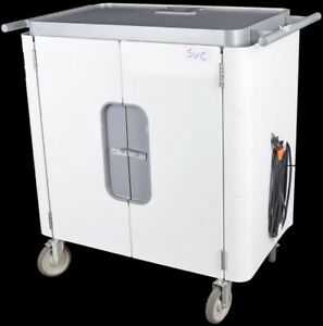 Bretford Th152ll a Mobile Laptop Notebook Computer Charging storage Cart