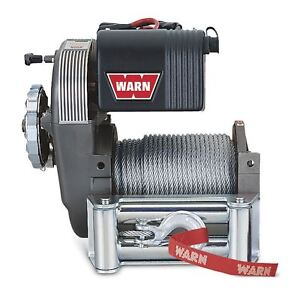 Warn 38631 M8274 50 Truck Winch 12volt W 150 Foot Cable