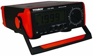 Tenma 72 1055 Benchtop Digital Multimeter With Capacitance Frequency