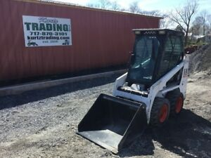 2012 Bobcat S70 Skid Steer Loader W Cab Coming In Soon