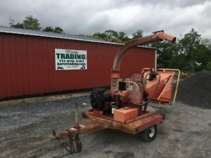 1999 Gravely Pro Chip 310 Towable Wood Chipper