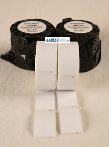 Postage Labels 30330 Dymo Xl Compatible Adhesive Multipurpose Name White Badges