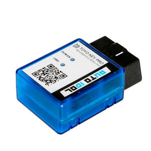New Toyo Key Obd Ii Key Pro Support Toyota G h All Key Lost d630laptop
