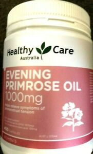 Healthy Care Evening Primrose Oil 1000mg 400 Capsules