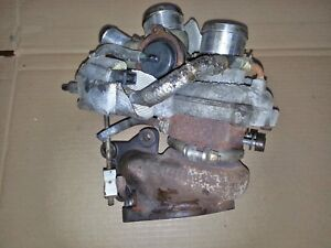 Ford F 150 Turbo Charger For 3 5l Ecotec Twin Turbo Engine Right Hand Used