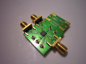 Hittite Rf Spdt Solid State Switch Hmc849lp4ce Evaluation Board