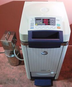 Tomy Sx 500 Top Loading Autoclave Steam Sterilizer Lab Mobile Sterilizer