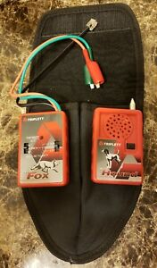 Triplett Fox Hound Wire And Cable Tracing Kit With Tone Generator