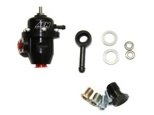 Aem Adjustable Fuel Pressure Regulator Fpr Integra Civic Prelude Nsx 25 303bk