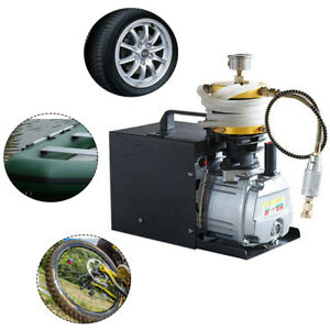 30mpa 4500psi Air Compressor Pump Electric High Pressure System Rifle 110v Best
