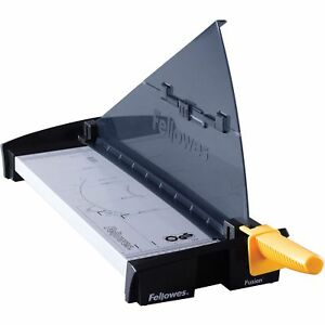 Fellowes Fusion trade 180 Paper Cutter 1 X Blade s cuts 10sheet 18 Cutting