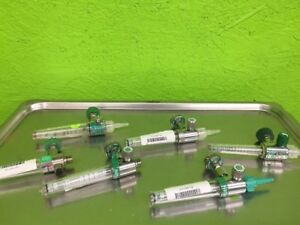 Lot Of Ohio Western Medical To Meter Oxygen Flowmeter