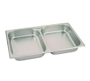 Adcraft Div 200f 3 Tier Chafer Food Pan