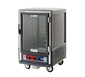 Metro C535 mfc 4 gy C5 3 Series Moisture Heated Holding Proofing Cabinet