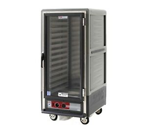 Metro C537 hlfc l gy C5 3 Series Heated Holding Cabinet