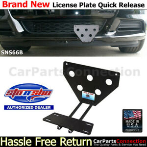 Sto N Sho For 2015 2019 Dodge Charger Sxt gt rt License Plate Bracket Sns66b