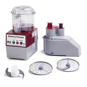 Robot Coupe R2n Clr Continuous Feed Commercial Food Processor