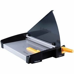 Fellowes Plasma trade 180 Paper Cutter 1 X Blade s cuts 40sheet 18 Cutting