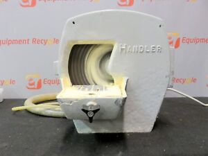 Handler Dental Lab Model Trimmer 31 Wedust Collector Cutting Wet Dry