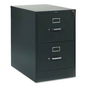 310 Series Two drawer Full suspension File Legal 26 1 2d Charcoal