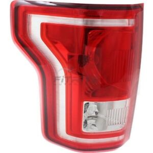 New Left Tail Light Assembly For 2015 2017 Ford F 150 Fo2800239c Capa