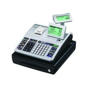 3 000 plu Indoor Electronic Lcd Display Heavy Duty Cash Register W Sd Card Slot