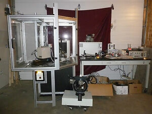 Rigaku Miniflex R axis Rapid X ray Diffraction System With Software Etc