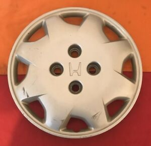 1998 2002 Honda Accord 15 Hubcap Oem Wheel Rim Cover Pn 44733 s84 a100